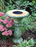 Birdbaths & Birdbath Accessories