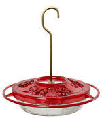 Tray Hummingbird Feeder