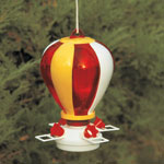 Unique Hummingbird Feeder